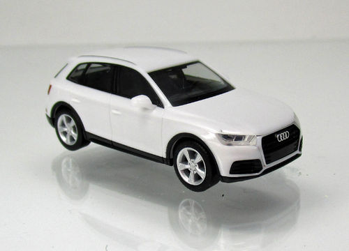 Audi Q5 ( Modell 2016) ibisweiß