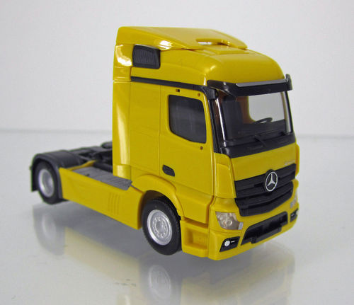 Mercedes-Benz Actros Streamspace ZGM ginstergelb