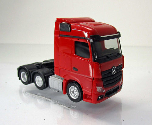 Mercedes-Benz Actros Streamspace 6x2 SZM - rot / red