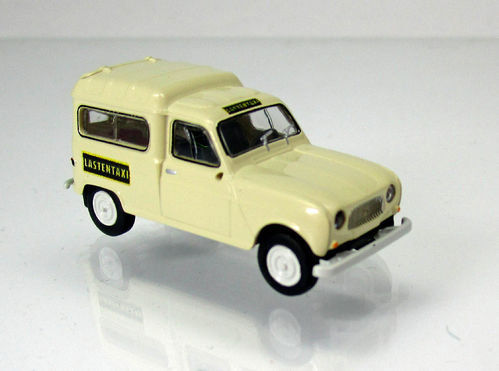 "Renault R4  Fourgonnette "" Lastentaxi """