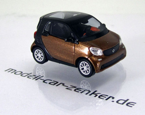 Smart Fortwo Coupé Modell 2014 » CMD-Collection « Braun