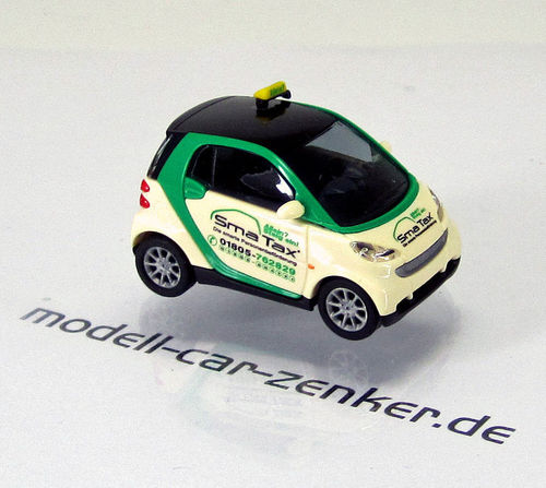Smart Fortwo 07 Taxi