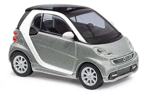 Smart Fortwo Coupé MOPF Silber » CMD-Collection «