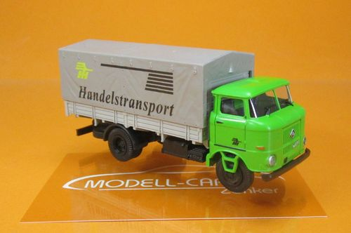 "IFA W 50 L/SP Speditionspritsche "" VEB Handelstransport """