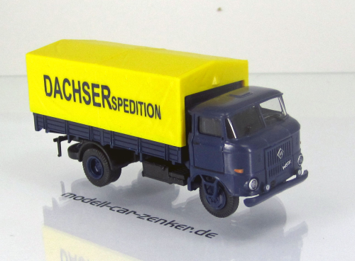 "IFA W 50 L / SP Speditionspritsche "" Spedition Dachser """