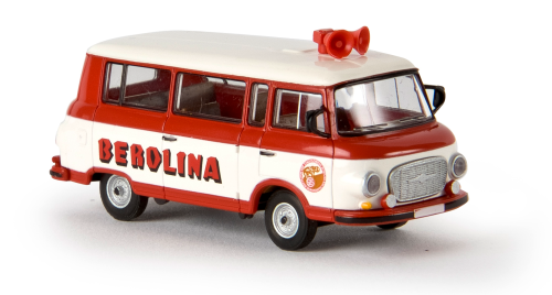 "IFA Barkas B 1000 Bus "" Zirkus Berolina "" Version 1"