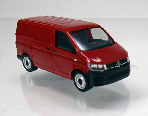 VW T6 Kombi, kirschrot/cherry red (1:87)