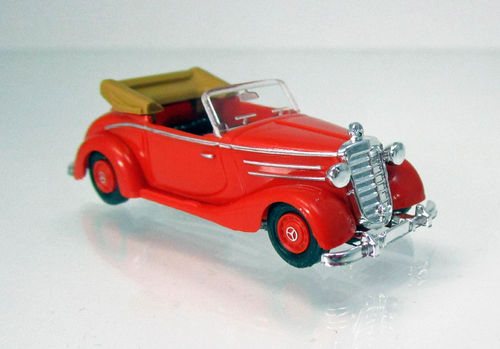 Mercedes Benz 170 S Cabriolet - Rot