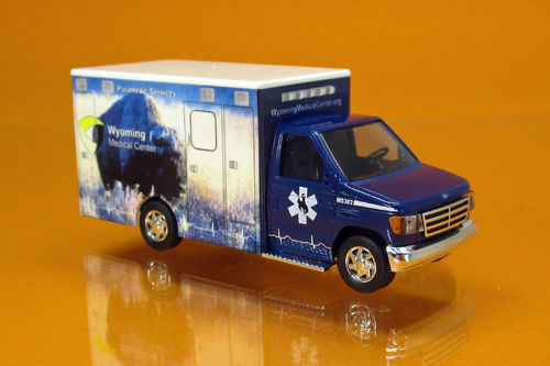 "Ford E-350 "" Wyoming Medical Center "" Nr.8 - Bison"