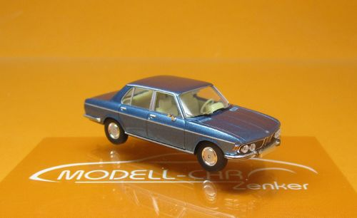 BMW 3.0 Si ,blau-metallic