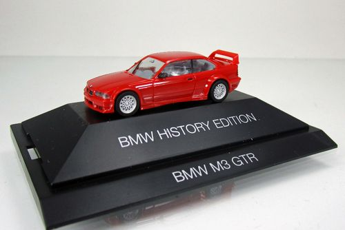 "BMW M3 GTR ""BMW History Edition"", rot (PC)"