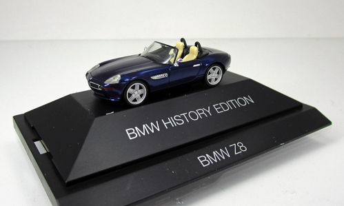 "BMW Z8 ""BMW History Edition"", blau (PC)"