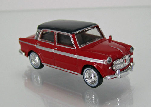 "FIAT 1200 Limo ""Grand Luce"" rot/schwarz"