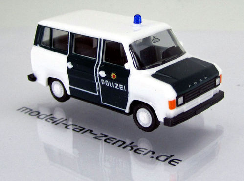 "Ford Transit Bus "" Polizei Hamburg """