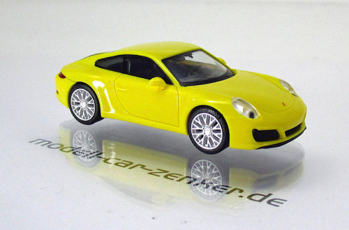 Porsche 911 Carrera 4 S (991.2) racing gelb / racing yellow