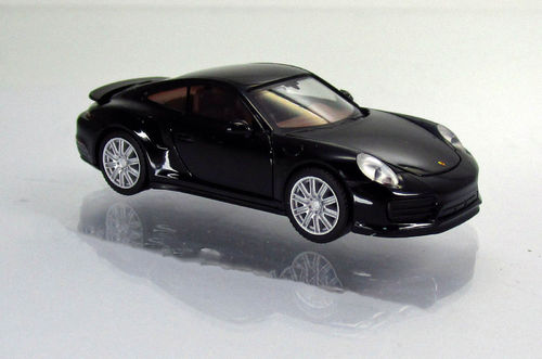Porsche 911 Turbo - schwarz / black