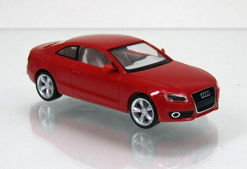 Audi A5 ® feuerrot / flame red