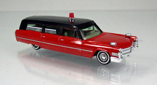 "Cadillac Station Wagon Baujahr 1966 "" Ambulance Chicago """