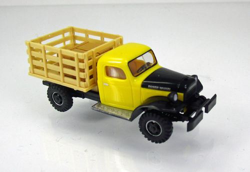 "Dogde Power Wagon "" Transporter mit Kisten "" (1:87)"