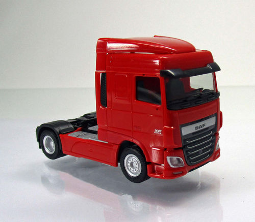 DAF XF Euro 6 SC Solo-Zugmaschine - verkehrsrot / traffic red