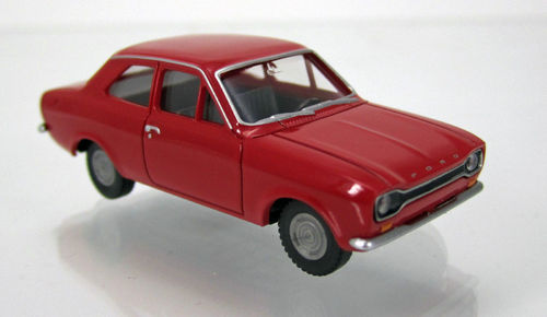 "Ford Escort Mark I "" Hundeknochen "" - rot"