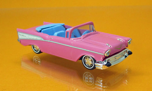Chevrolet Bel Air Cabrio rose