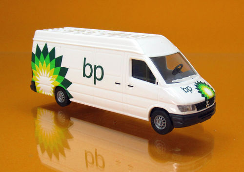 "Mercedes Benz Sprinter Kasten - lang - "" BP """