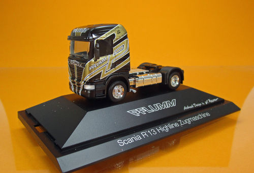 "Scania R `13 Highline Zugmaschine ""Pflumm"" 1:87"