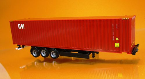 "45 ft. Container-Auflieger ""CAI"" 1:87"