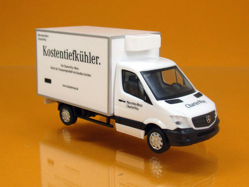"Mercedes-Benz Sprinter (2013) Kühlkoffer ""CharterWay"""