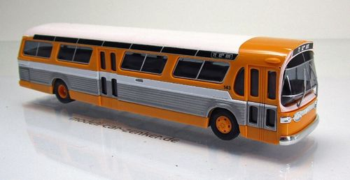 "US Bus "" Fischbowl "" - Orange"