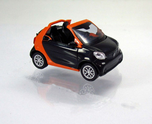 Smart Fortwo Cabrio 2015 » CMD-Collection « - Schwarz
