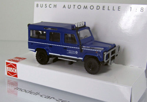 Land Rover Defender » THW «