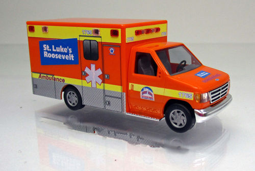 Ford E-350 Krankenwagen » St. Luke Ambulance New York «