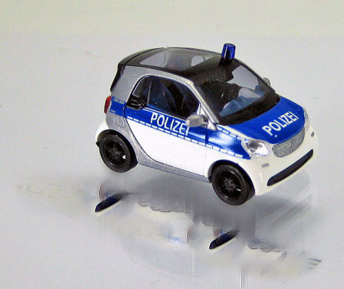 Smart Fortwo Coupé 2014 » Polizei «