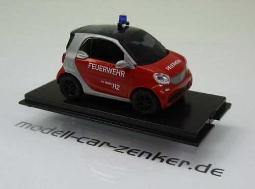 Smart Fortwo Coupé Modell 2014 » Feuerwehr «