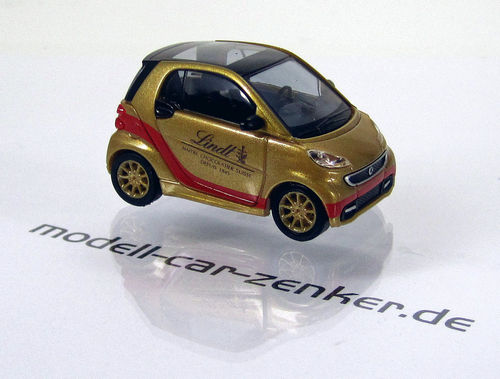 Smart Fortwo Coupé 2012 » Lindt « Gold