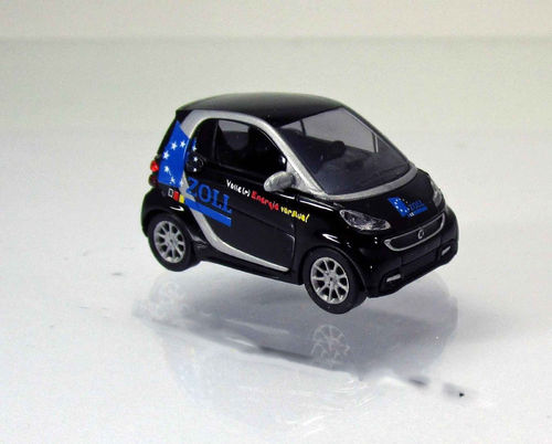 Smart Fortwo Coupé 2012 » Zoll « Schwarz