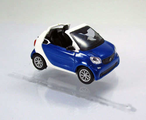 Smart Fortwo Cabrio 2015 » CMD-Collection « - Blau