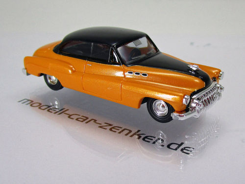 Buick '50 » Orange « - Metallic