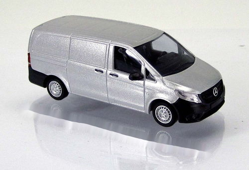 Mercedes-Benz Vito Kastenwagen (CMD-Collection) silbermet.