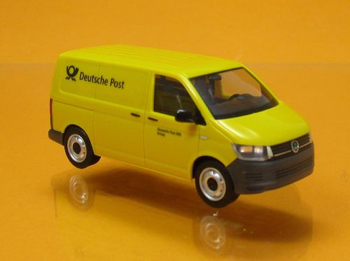 "Volkswagen VW T6 Kasten "" Deutsche Post """