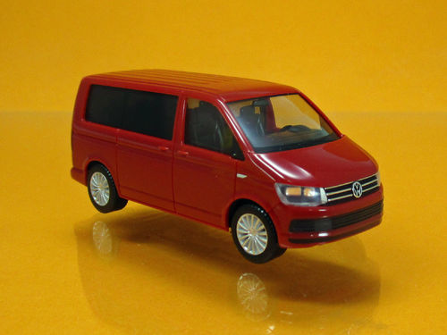 Volkswagen VW T6 Multivan - kirschrot / cherry red