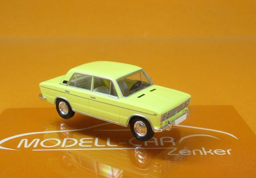 "IFA Lada 1500 Gelb ""CMD-Collection"", gelb"
