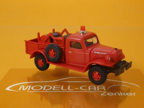 "Dodge Power Wagon ""Fire Department"" (USA)"