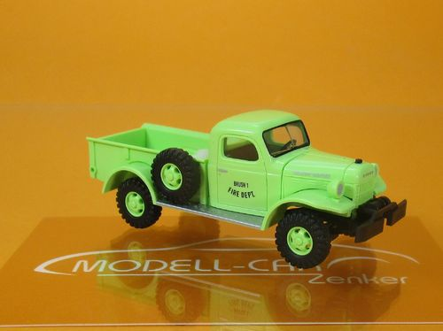 "Dodge Power Wagon ""Fire Department - Brush 1"" (USA)"