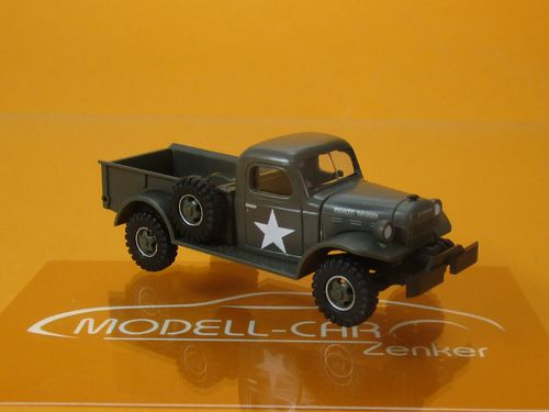 "Dodge Power Wagon ""Military"""
