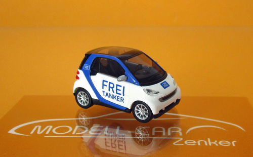 "Smart Fortwo 07 ""Car2go - Frei-Tanker"""