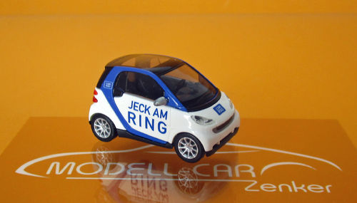 "Smart Fortwo 07 ""Car2go - ""Jeck am Ring"""