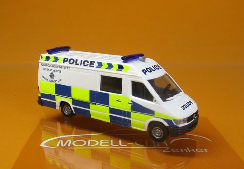 Mercedes-Benz Sprinter T1N, Police (UK)